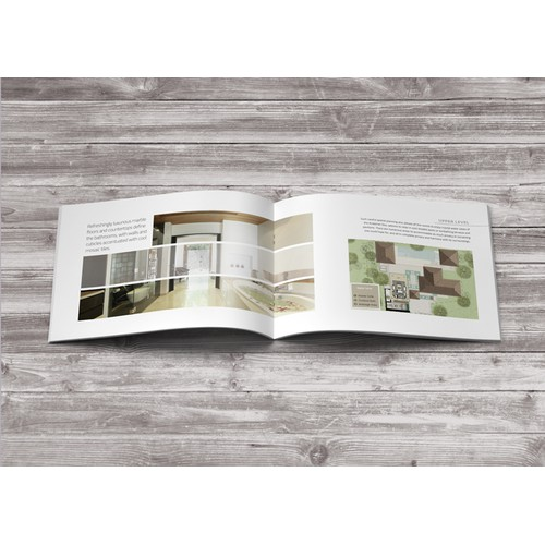 Manual design for Awesome Villas [all copy attached]