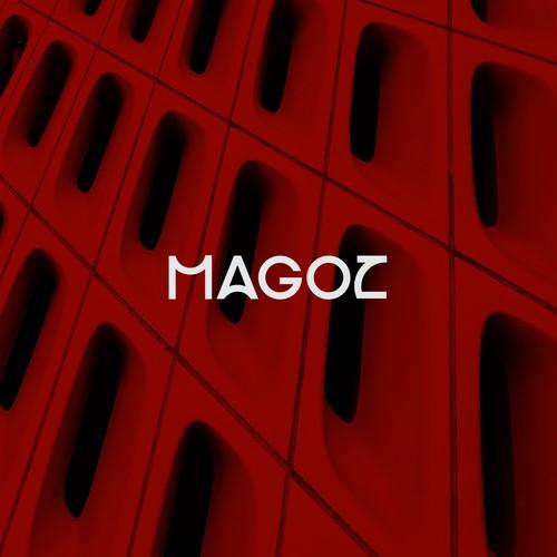 Magoz Logo Design