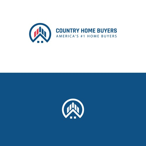 Logo Concept for a Home Buyers Company