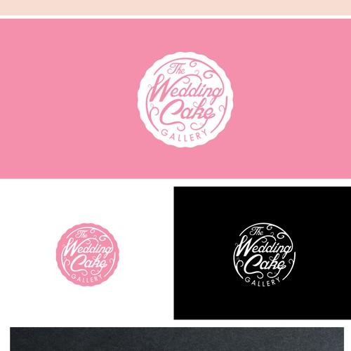 The Wedding Cake Gallery needs your logo design skills!