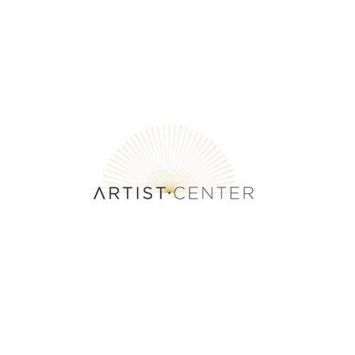 Logo for artist.center