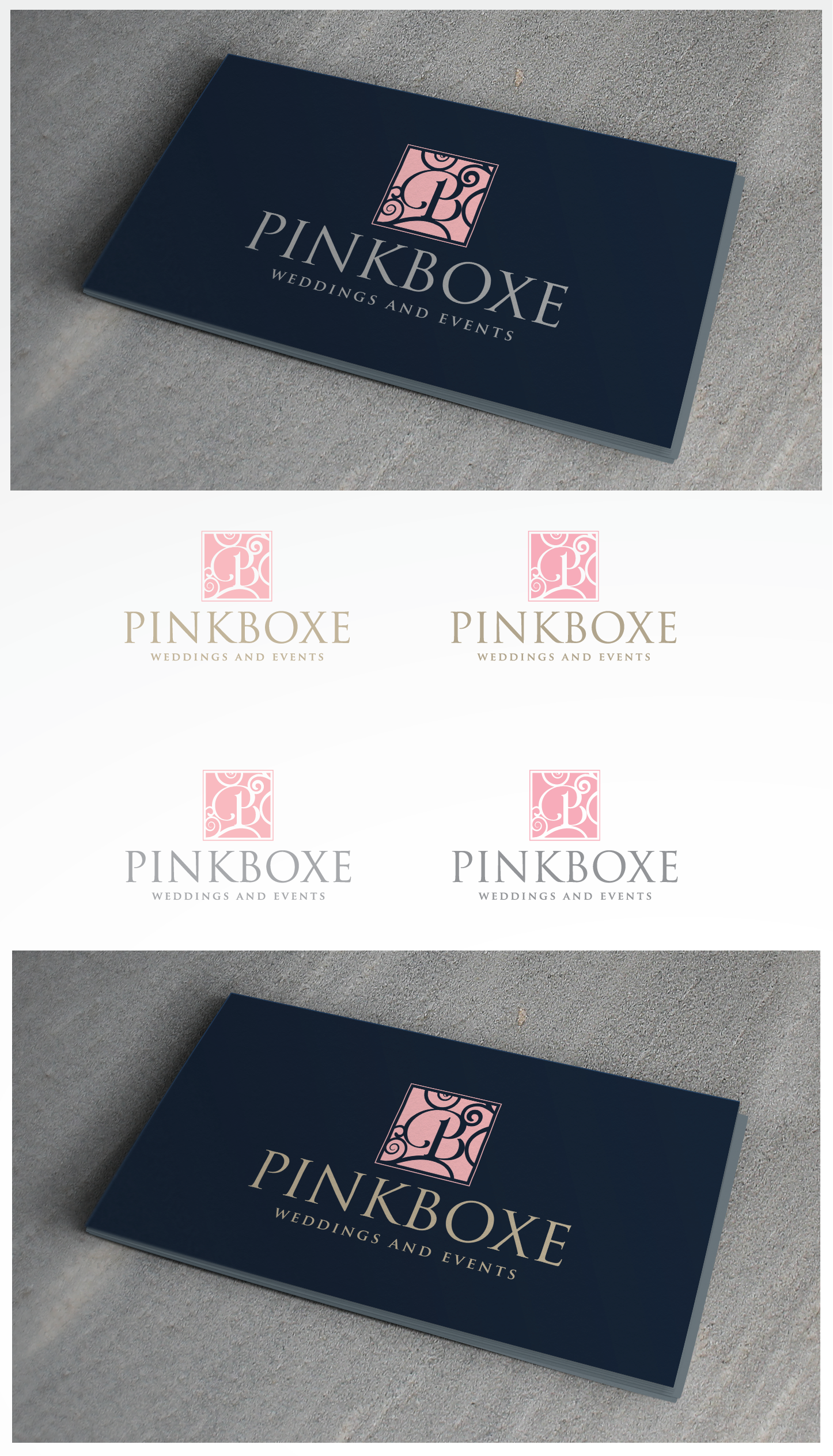 CREATE a sophisticated but fun logo for a LONG TERM one on one BRANDING project-