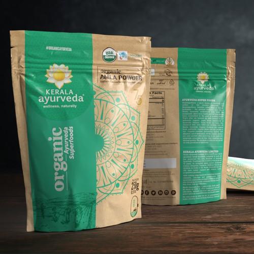 Organic Ayurveda Superfoods