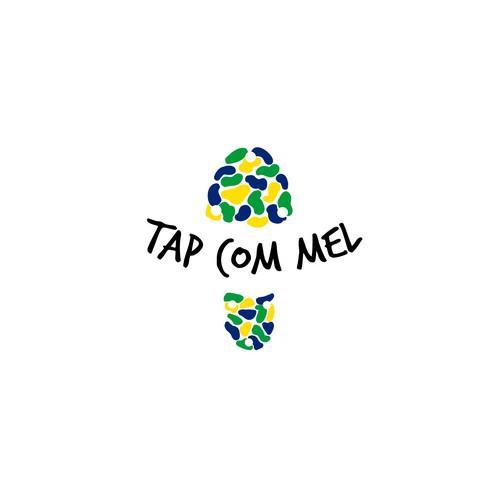 Fun Logo for Brazilian Tap Dancer
