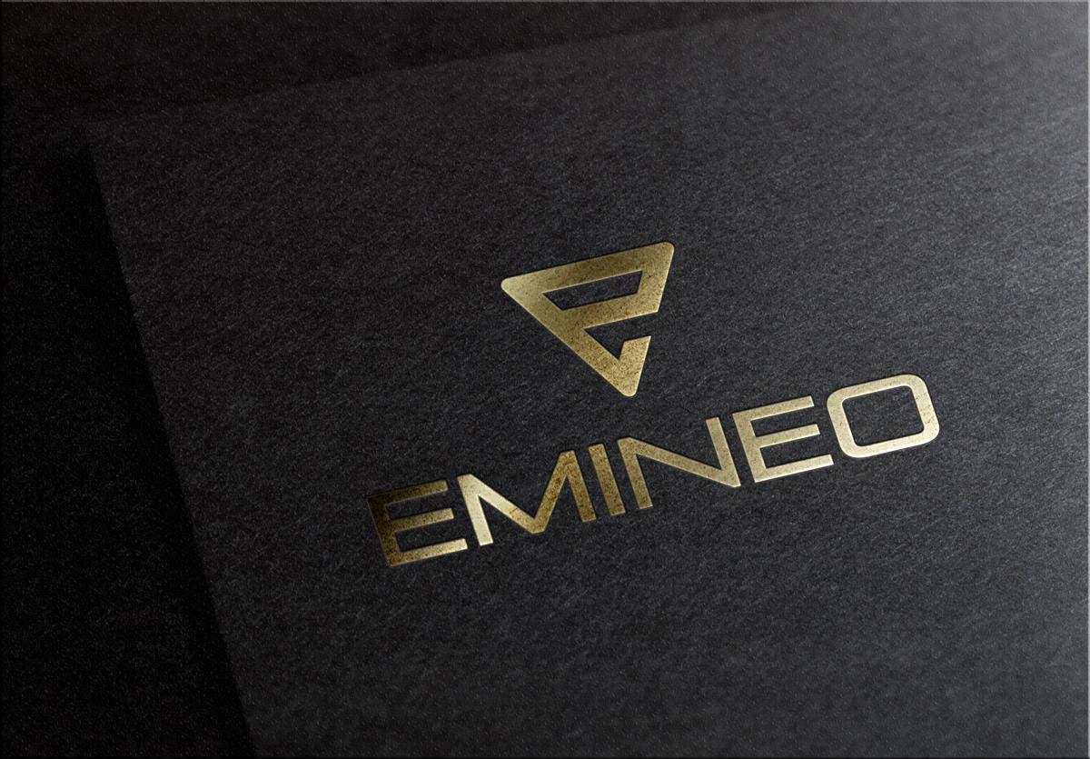 """Create a fierce """"E"""" logo for Emineo Apparel"""