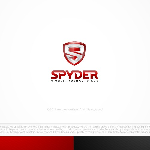 New logo wanted for Spyder