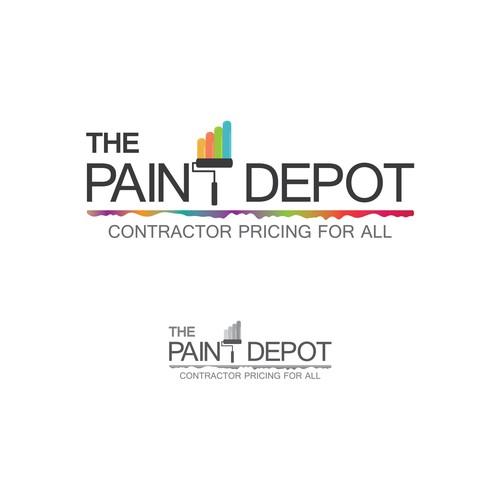 the paint depot
