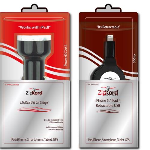 ZipKord Packaging Design 2.0