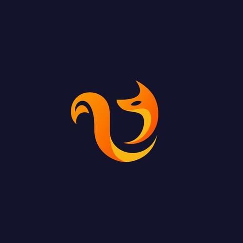 U fox logo