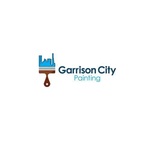 garrison city paintion