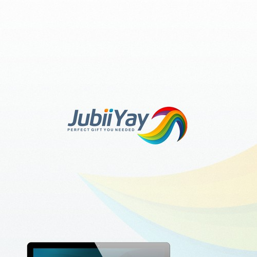 Strong logo for JubiiYay