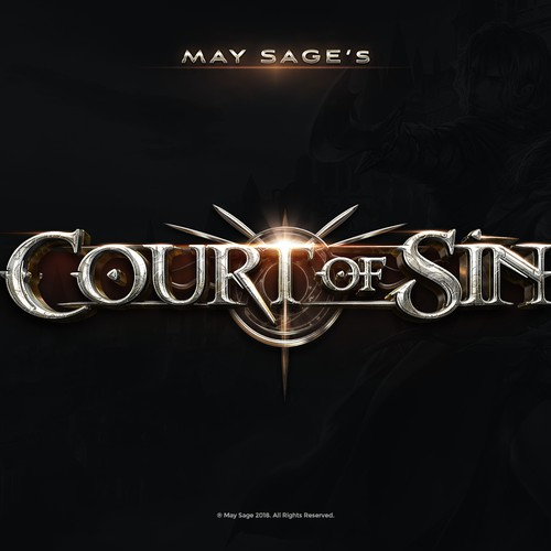 Court of Sin Novel Logo