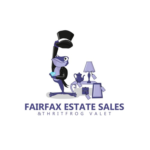 Logo for estate sales
