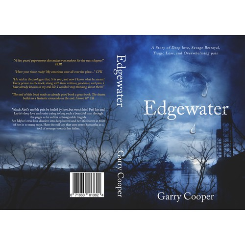 'Edgewater' book cover