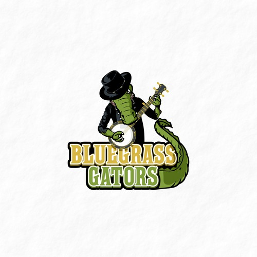 Bluegrass Gators logo