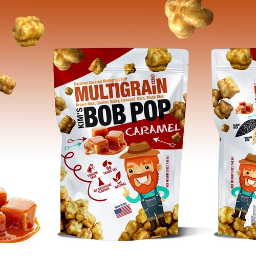 Packaging for Popcorn