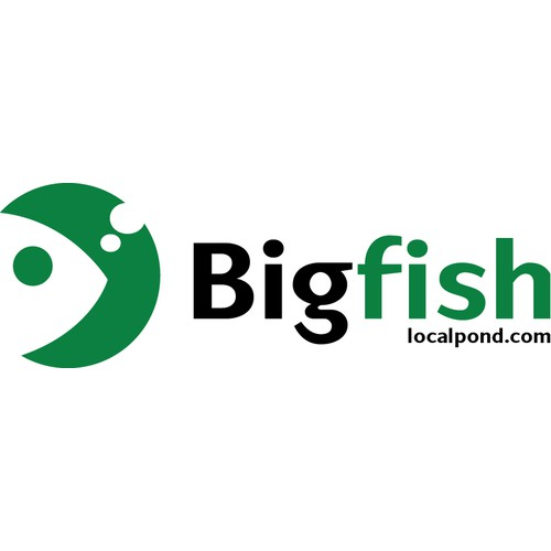 New Logo Design wanted for BigFishLocalPond.com