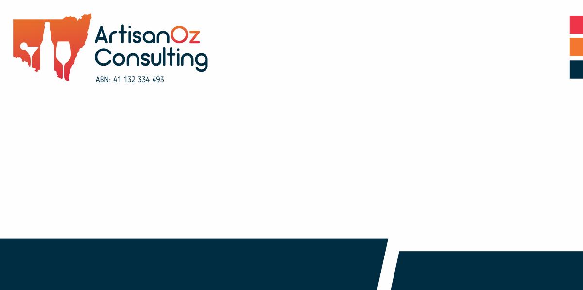 ArtisanOz Consulting letterhead design