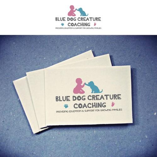 Dog & Baby Educator Needs New Adorable Logo