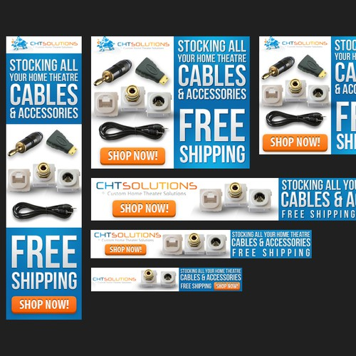 CHT Solutions needs a new banner ad