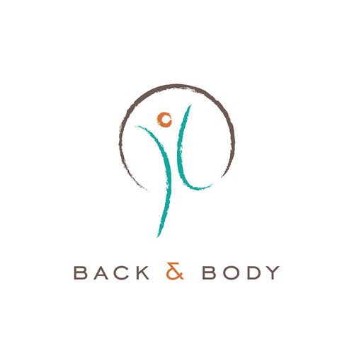 Create a logo that symbolises physical health, fitness and vitality