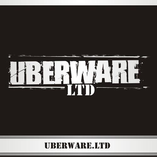Uberware Company Logo - Gaming