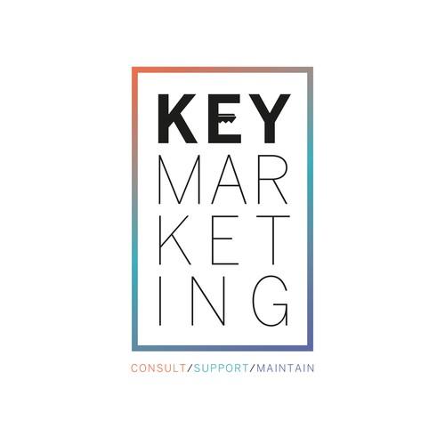 Key Marketing Logo 3