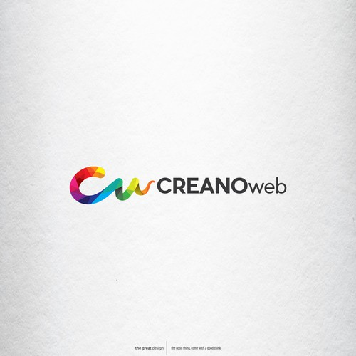 logo concept for CREANOweb