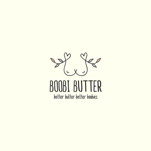 Boobi Butter logo