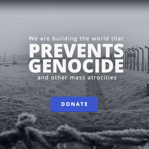 99nonprofits: Create a Compelling Homepage for a Genocide PreventionOrganization