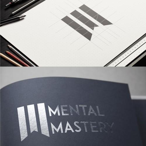 Mental Mastery Logo (not the winner)