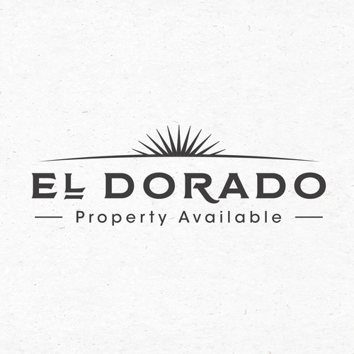 Simple & stylish logo for a Texas Land Developer