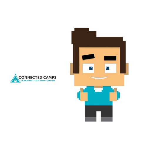 Mascot Design for Connected Camps