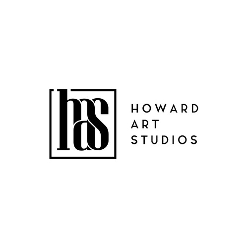 Unique Logo For Art Studio