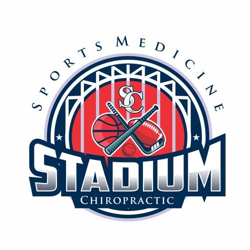 stadium chiropractic logo