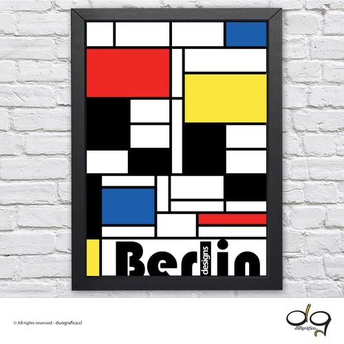 99 Poster Design