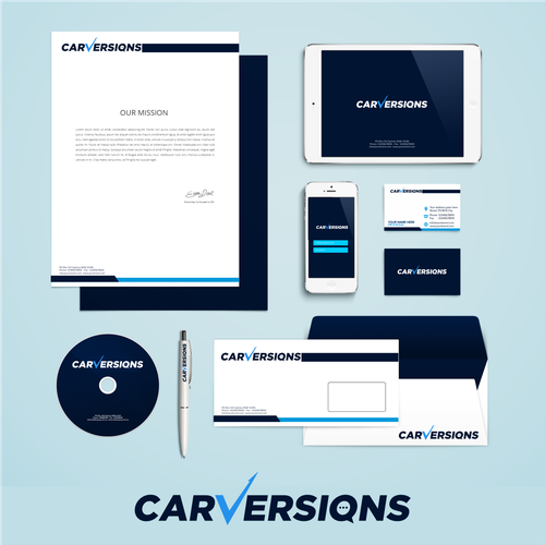 CARVERSIONS needs an awesome logo!
