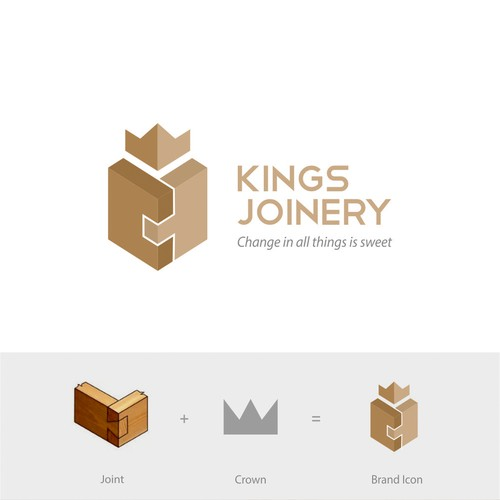 Kings Joinery Logo