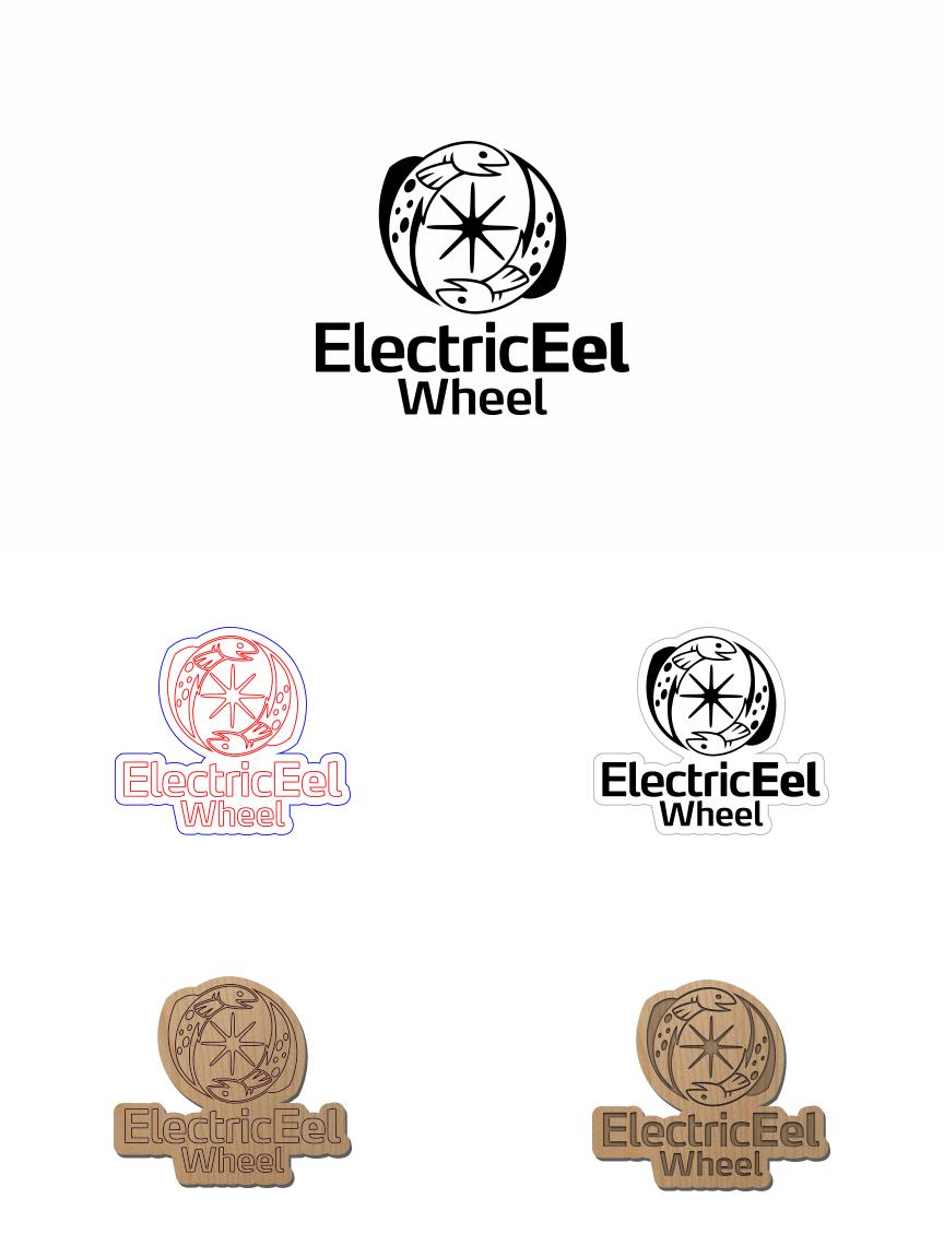 Electric Eel Wheel Logo