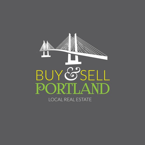 Logo for a Portland metro area real estate agency