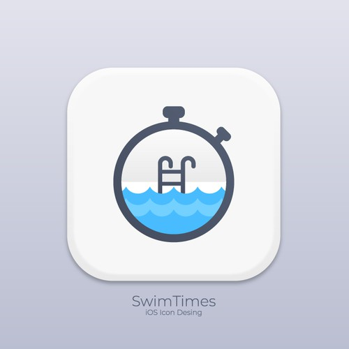 App icon for Swimming timmer