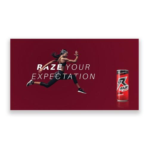 Poster for Raze