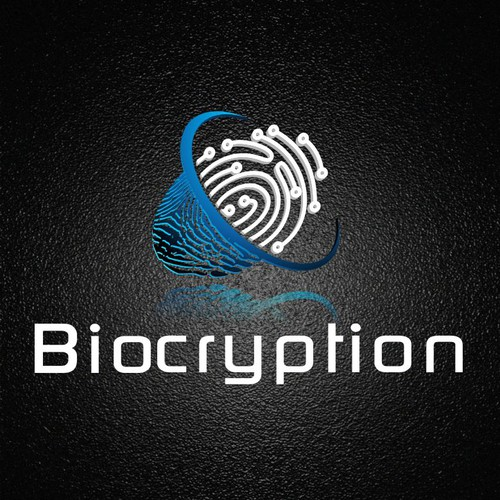 Create the next logo for Biocryption