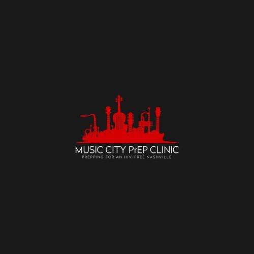 Illustrative logo for a PrEP clinic
