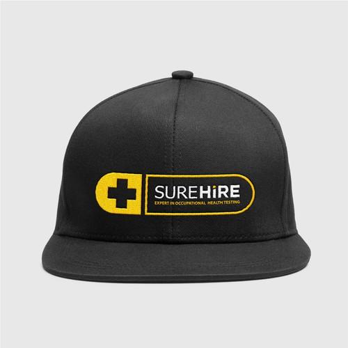 SureHire New Hat Design