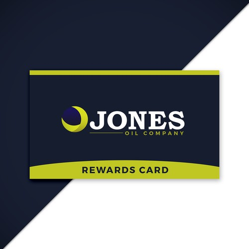 Logo and rewards card concept