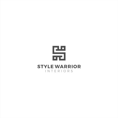 Logo for Style Warrior