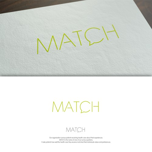Simplicity Logo Concept for MATCH