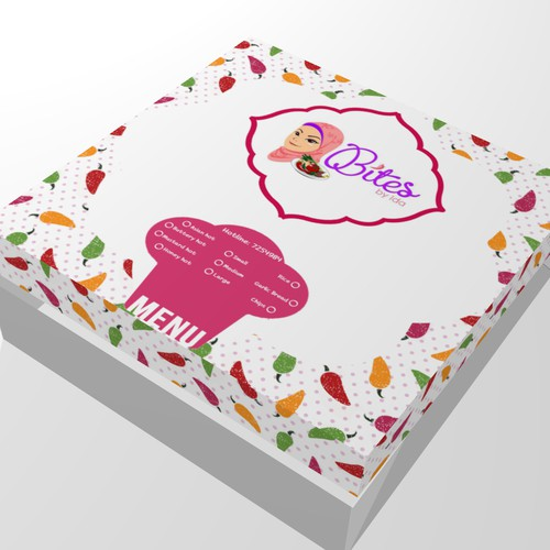 Packaging Design Contest for Bites By Ida!