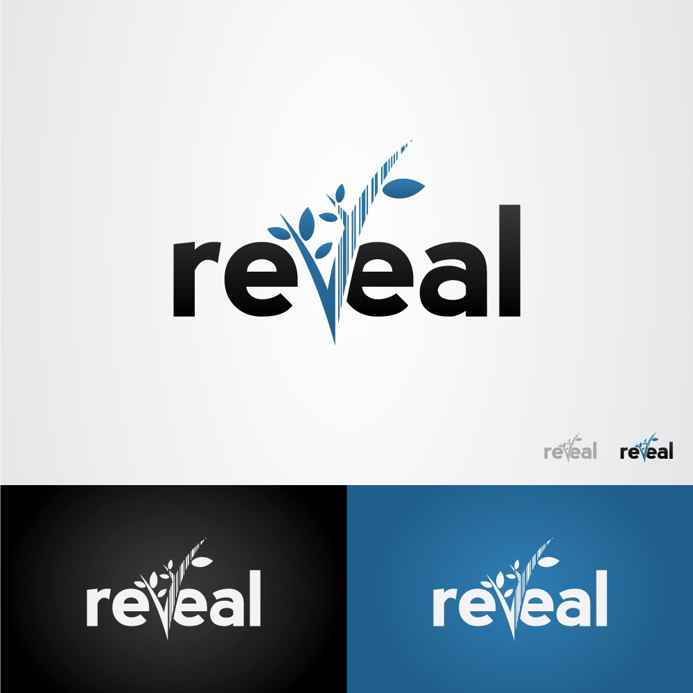Create the next logo for Reveal